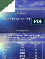 166359766 Giao Trinh Ki Nang Giao Tiep Va Thuyet Trinh