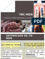 TBC-MDR en el embarazo