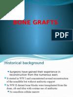 Bone Grafts