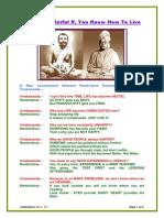 A Rare Conversation Between Ramkrishna Paramahansa & Swami Vivekanand…