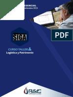 Siga Sistema Integrado de Administracion Financiera Temario