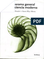 Bowler Peter y Morus Iwan Rhys - Panorama General de La Ciencia Moderna (1)