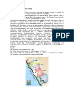Huarochiri Geografia