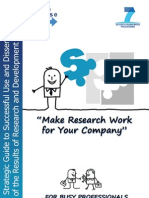 Use Diffuse-Make Reasearch Work for Your Company
