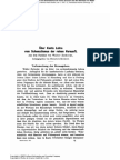 Zschocke - Kants Lehre Vom Schematismus