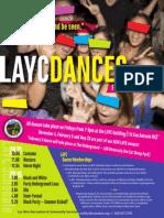 LAYC Dance Member Packet 2015-16