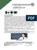 Programa Adm. 1 2015