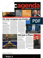 dcagenda.com - vol. 2, issue 9 - february 26, 2010