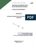 Apostila 2 - Método de Runge-Kutta - 2015