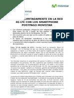 150818 Navega Ilimitadamente en La Red 4G Con Los Smartphone Postpago Movistar (1)