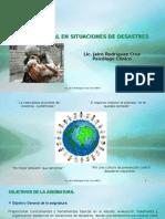 Salud Mental Desastres 1 2015
