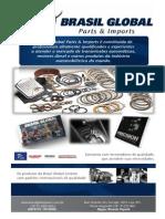 Folder Brasil Global Produtos