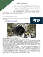 Tunel La Linea