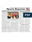 August 19 - 25, 2015 Sports Reporter