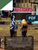 Revista Izquierda N°55, julio de 2015