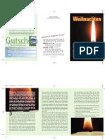 Werner Heukelbach Weihnachten Fest Des Lichts Bibel Gott Jesus