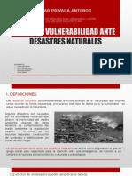 Riesgo y vulnerabilidad ante desastres naturales.pptx