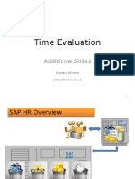 Time Evaluation Additional Slides - HR310 Final (2)