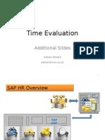 Time Evaluation Additional Slides - HR310 Final (2)