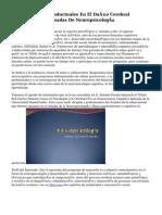 Perturbaciones Conductuales En El Daño Cerebral Adquirido. VIII Jornadas De Neuropsicología