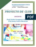 Proyecto de Clubes Nuevo