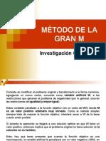 Metodo Gran M