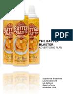 The Batter Blaster