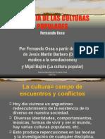 Historia de Las Culturas Populares Resumida Para Primer Semestre Mia