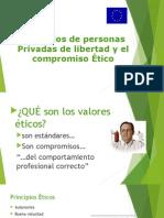 Presentación Sobre Etica Profesional