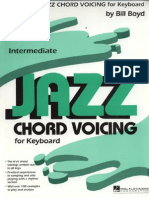 Bill Boyd - Intermediate Jazz Chord Voicing