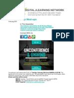 DJLN February 2015 Newsletter