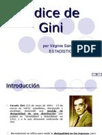 Indice de Gini
