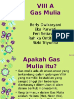Noble Gas - Indonesia