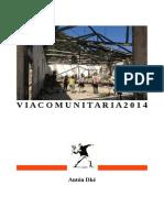 Via Comunitaria 2014 Antón Dké