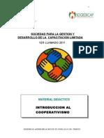 Manual de Cooperativismo