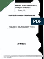 Baccalaurea t Sciences Et Technologie Industrielles