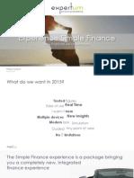 Expert Session SAP Simple Finance Expertum