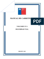 Manual de Carretera V.6, version 2015