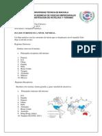 FLUJOS TURISTICOS A NIVEL MUNDIAL Y CONCEPTO DE IATA Y DIVERSAS CONFERENCIAS DE ESTA A NIVEL MUNDIALMAPAS DE