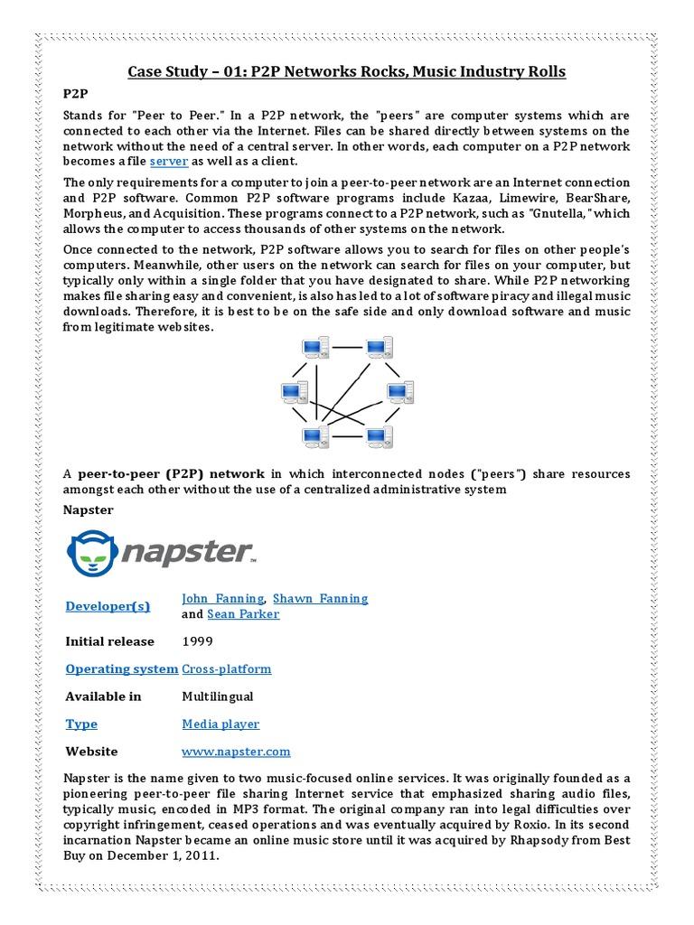 p2p network