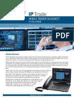 IPT MobileTrader Dx650 Datasheet