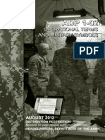 ADP 1-02 Operational Terms and Military Symbols (Aug 12) With Change 1