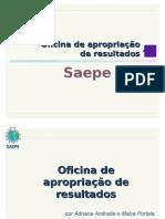 Apresentação Oficina Saepe 2013 LP e MAT