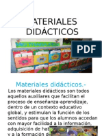 MATERIALES didac
