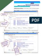 MANUAL ADAM - CG0030 Mantenimiento a Periodos Contables
