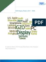 IGZO Display Market
