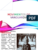 Movimientos de Vanguardias