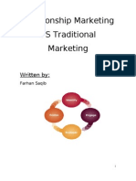 relationship marketing vs traditional marketing