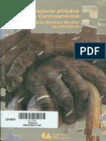 Presencia Africana en Centroamerica 1