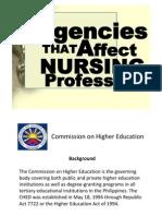 Agencies Affecting the Nursing Profession.pdfx